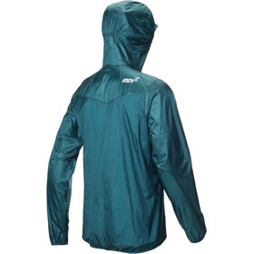 inov-8 M's Windshell FZ Jacket Blue green